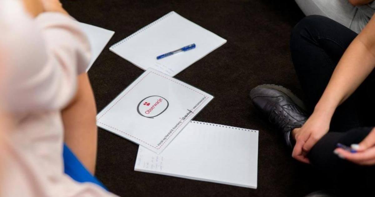 Fundacja 4 KROKI Porozumienie bez Przemocy NVC Łódź Oferta dla prawników Grupy wsparcia