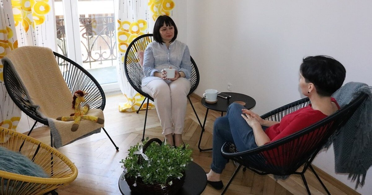 Fundacja 4 KROKI Porozumienie bez Przemocy NVC Łódź Spotkania indywidualne