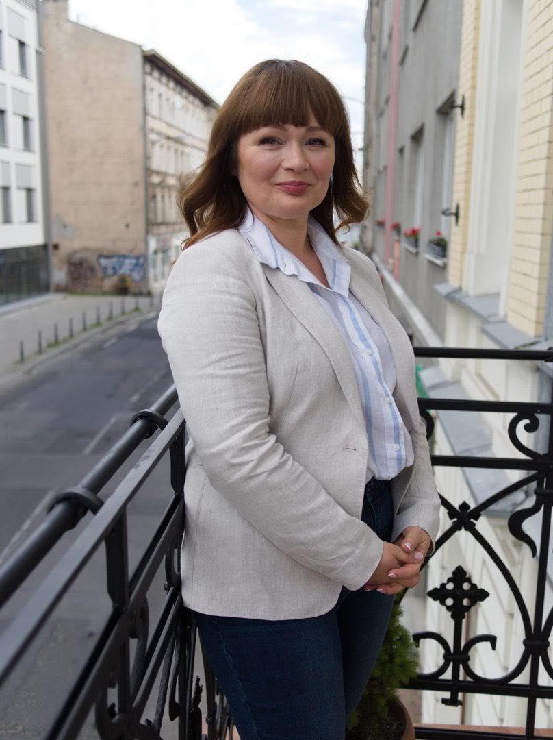 Fundacja 4 KROKI Porozumienie bez Przemocy NVC Łódź Ludzie Fundacji Iza Nowaczyk